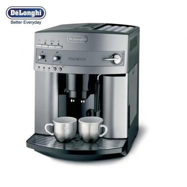 【年货推荐】德国直邮 Delonghi德龙全自动大功率意式咖啡机 现磨咖啡机 1.8L 银色 ESAM3200.S