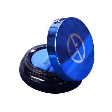 保税直发 Giorgio Armani乔治阿玛尼 蓝色大师粉底液气垫 #03 14g SPF50 PA+++